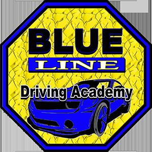 Blue Line Driving Academy Logo